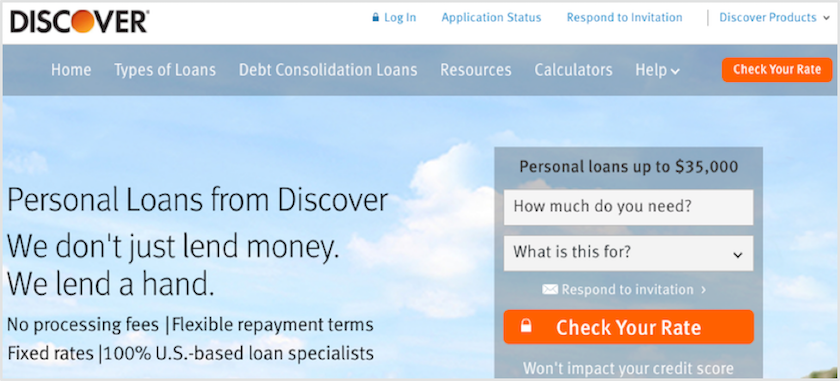 Discover Personal Loans Review for 2019 | LendEDU