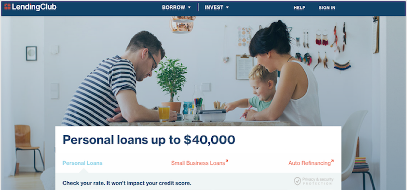 LendingClub Personal Loans Review