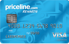 Priceline Rewards Visa Card