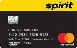 Spirit World Mastercard