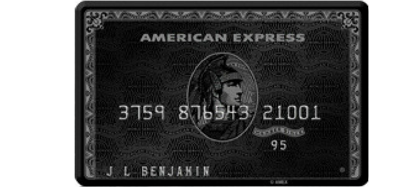 American Express Centurion Black Card Review Lendedu