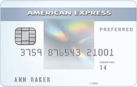 Everyday Preferred Card from American Express