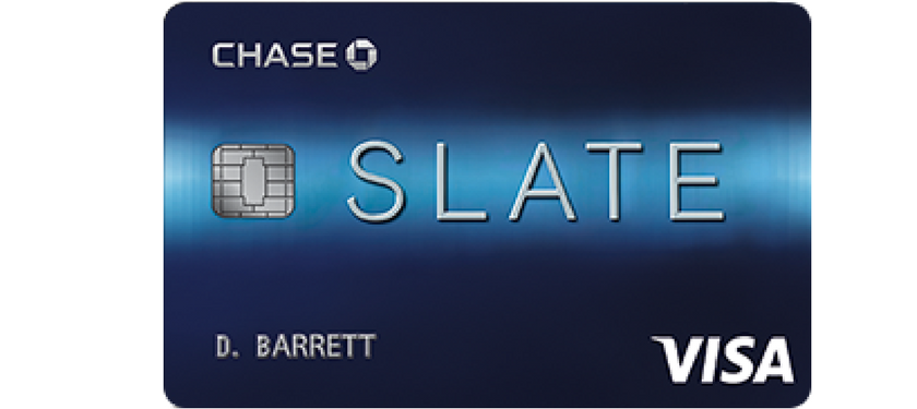 Chase Slate Credit Card Review Lendedu