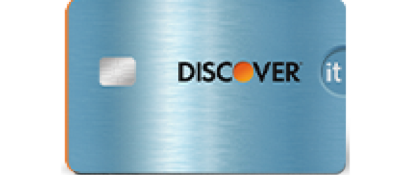 Discover It for Students Credit Card Review
