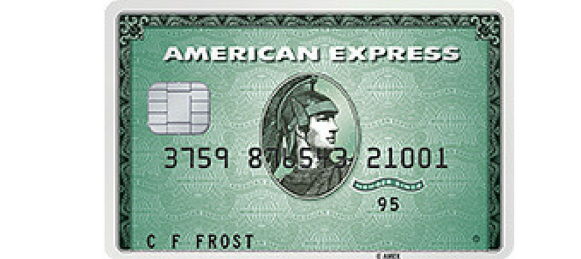 Green Credit Card from American Express Review