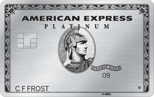 Platinum Credit Card from American Express