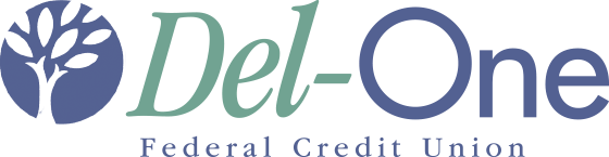 Del One Credit Union Logo
