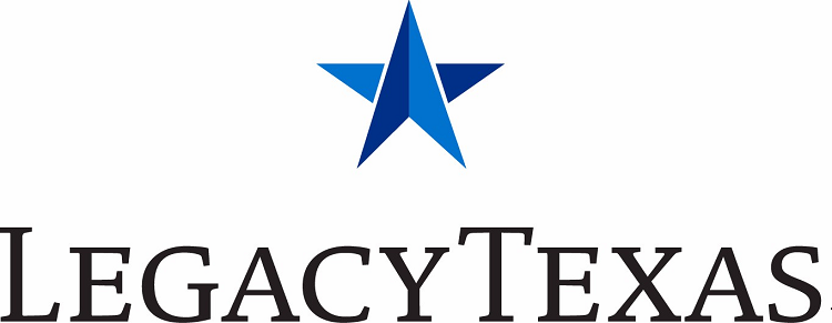 LegacyTexas Bank Logo