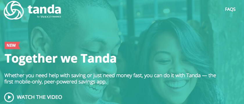 Tanda Savings