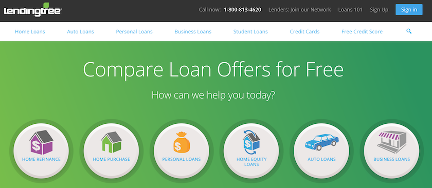 LendingTree Personal Loans Review