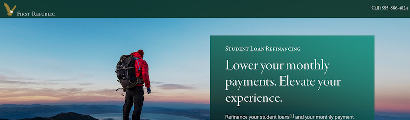 First Republic Bank Student Loan Refinance Review
