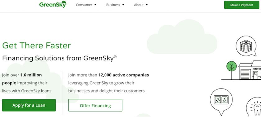 GreenSky Home Improvement Loans 1