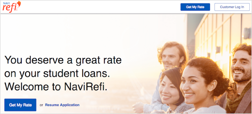 NaviRefi Student Loan Refinancing Review