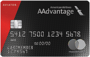 AAdvantage Aviator Red World Elite Mastercard