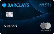 Barclays Arrival Premier World Elite Mastercard