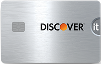 Discover it Chrome Gas & Restaurant Card