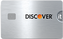 Discover it Chrome for Students Card