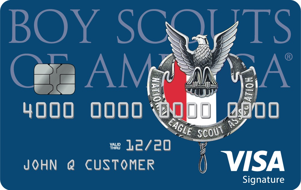 Eagle Scouts Credit Card