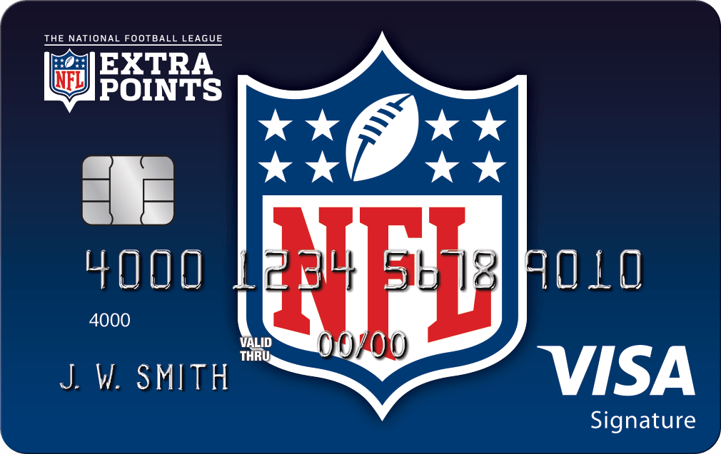 NFL Extra Points Card