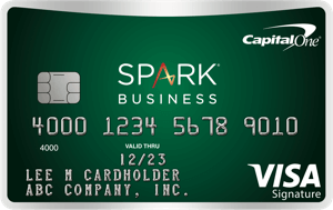 Spark Cash for Business Credit Card