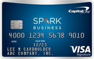 Spark Miles for Business Credit Card
