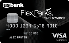 U.S. Bank FlexPerks Travel Rewards Visa Credit Card