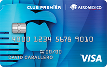 AeroMexico Visa Card
