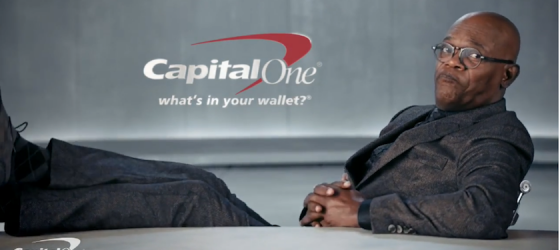 samuel l jackson capital one