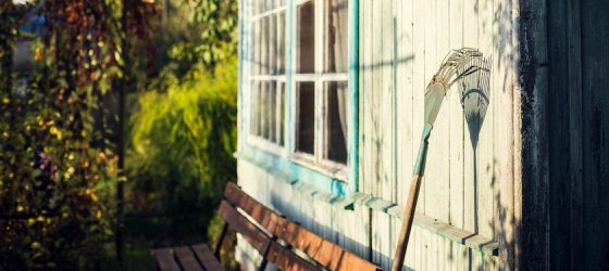 Personal Loan to Buy an Outdoor Shed