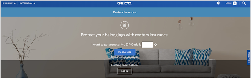 GEICO Renters Insurance Review