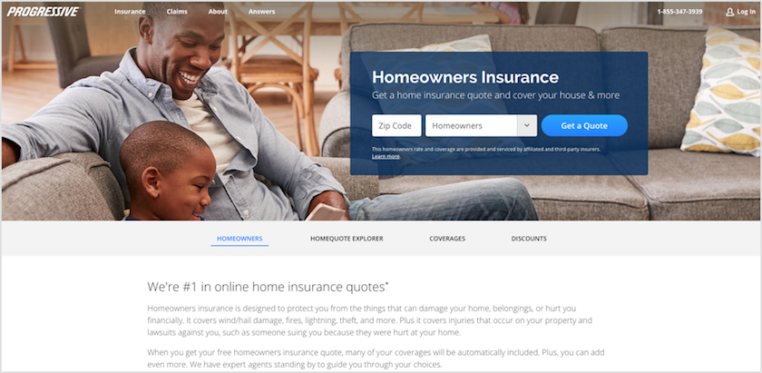 Progressive Home Insurance Review Lendedu