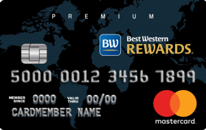 Best Western Rewards Premium Mastercard