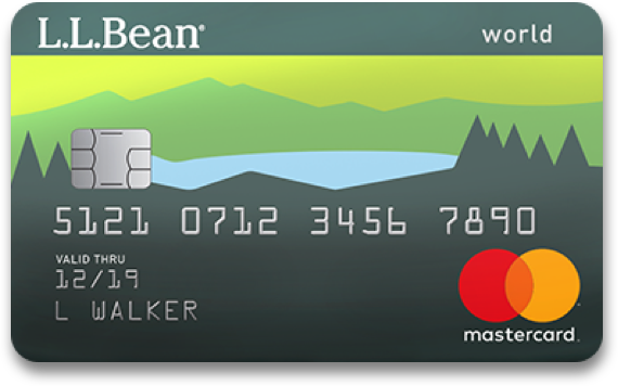 L.L.Bean Mastercard