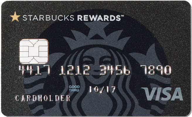 Starbucks Rewards Visa