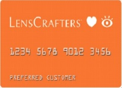 LensCrafters Credit Card