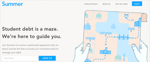 MeetSummer Homepage