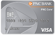PNC Core Visa Credit Card