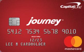 Journey Student Rewards Card