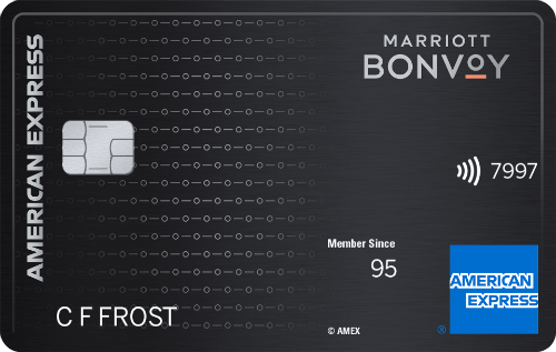 Marriott Bonvoy Boundless Credit Card