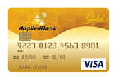 Applied Bank Gold Preferred Secured Visa Credit Card
