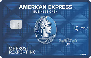 Blue Business Cash Card from American Express