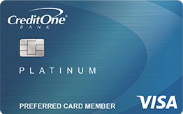 Credit One Bank Visa Credit Card