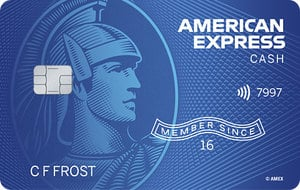 Cash Magnet Card from American Express