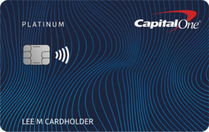 Platinum Mastercard from Capital One