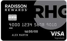 Radisson Rewards Premier Visa