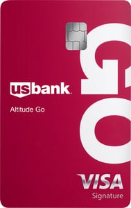 US Bank Altitude Go