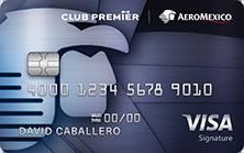 AeroMexico Visa Signature Card