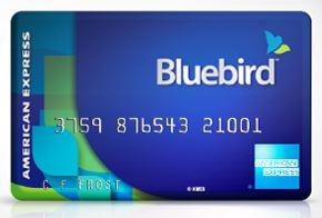 Bluebird Card