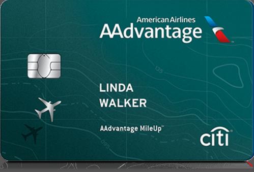 Citi AAdvantage MileUp Card