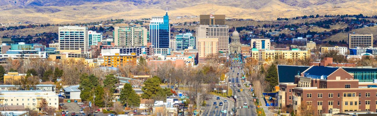 Idaho Mortgage Rates
